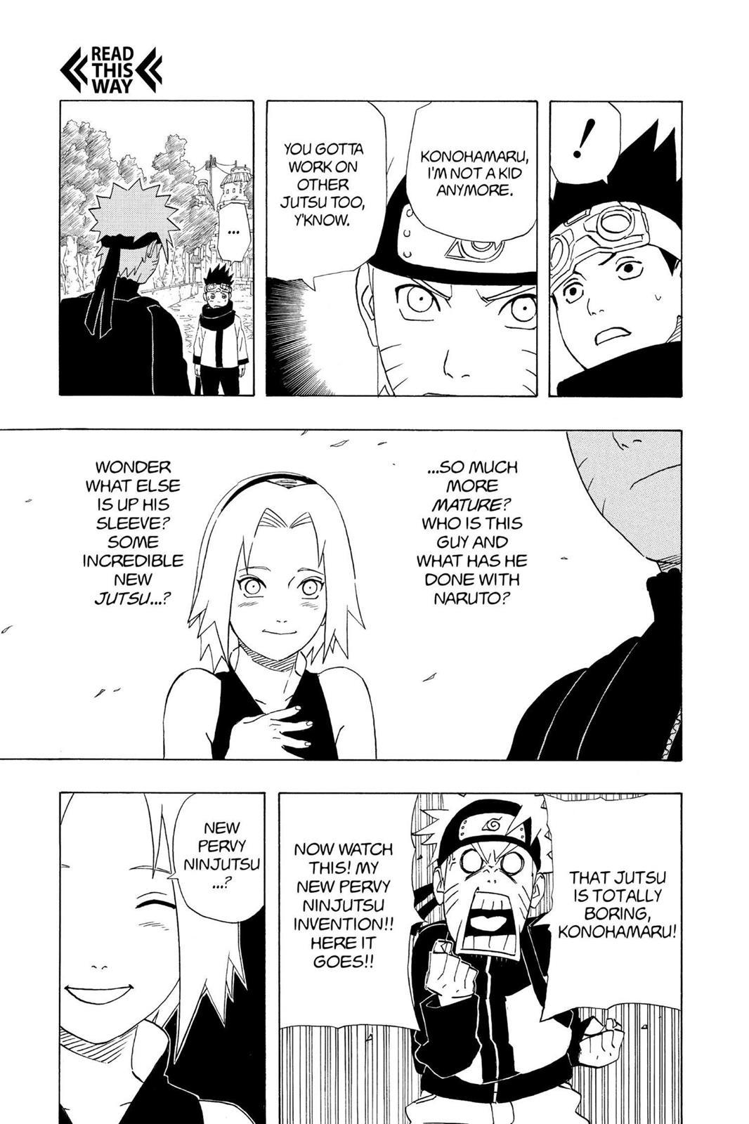 Naruto, Chapter 245 image 022