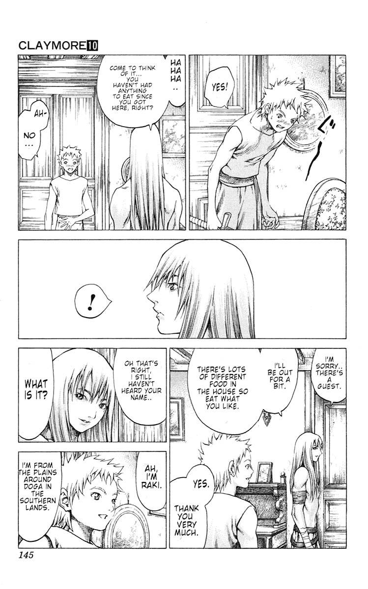 Claymore, Chapter 56 image 010