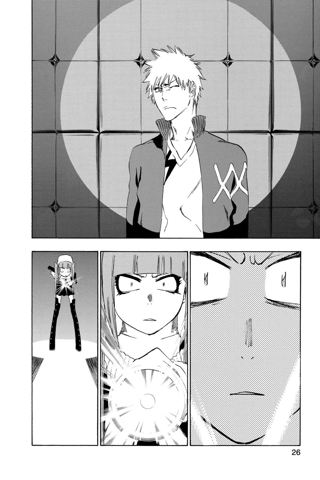 Bleach, Chapter 433 image 026