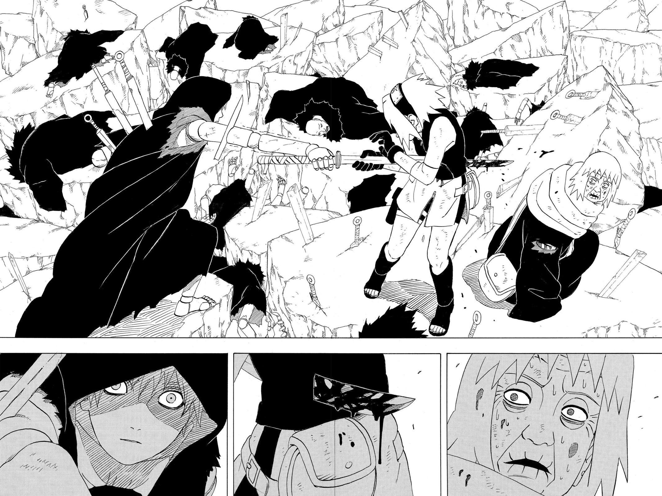 Naruto, Chapter 273 image 018