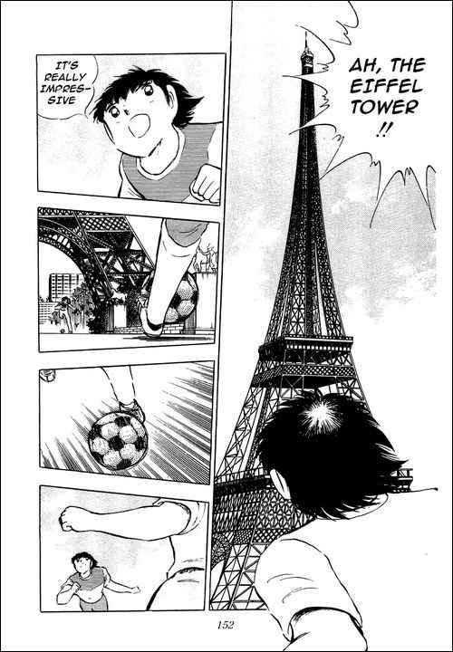 Captain Tsubasa, Chapter 89 image 075