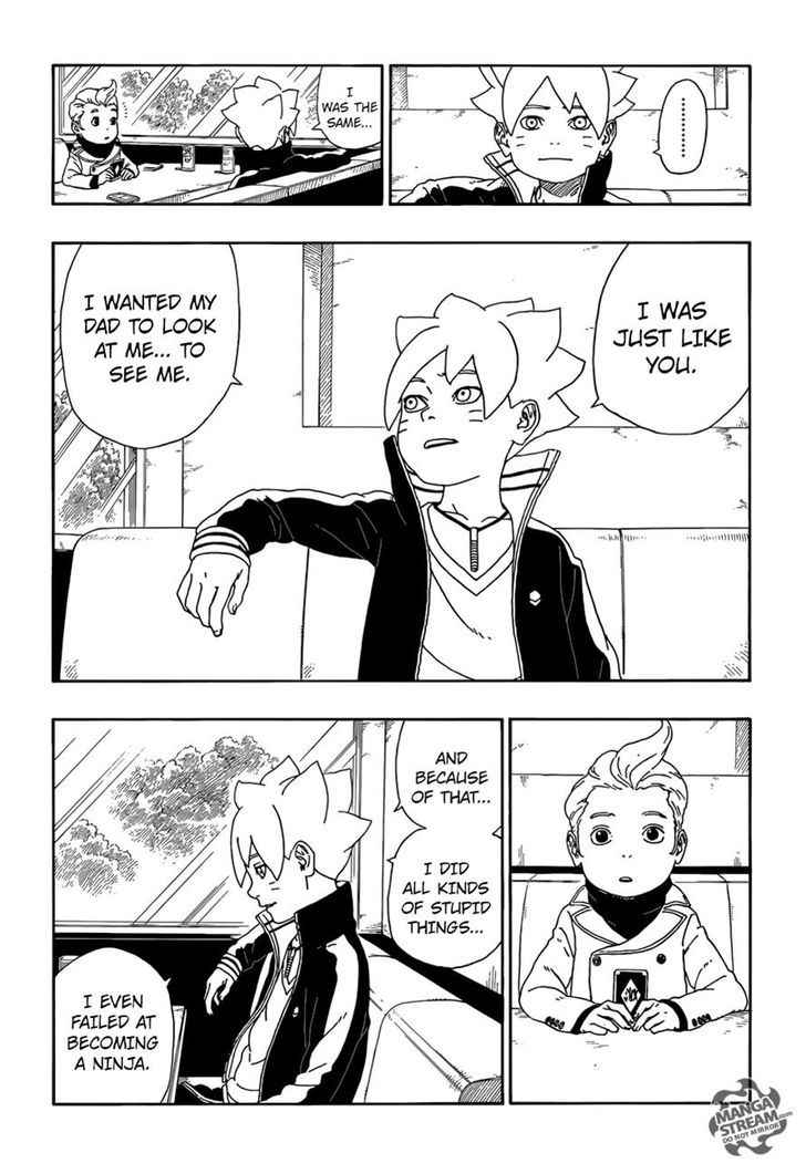 Boruto Manga, Chapter 12 image 036