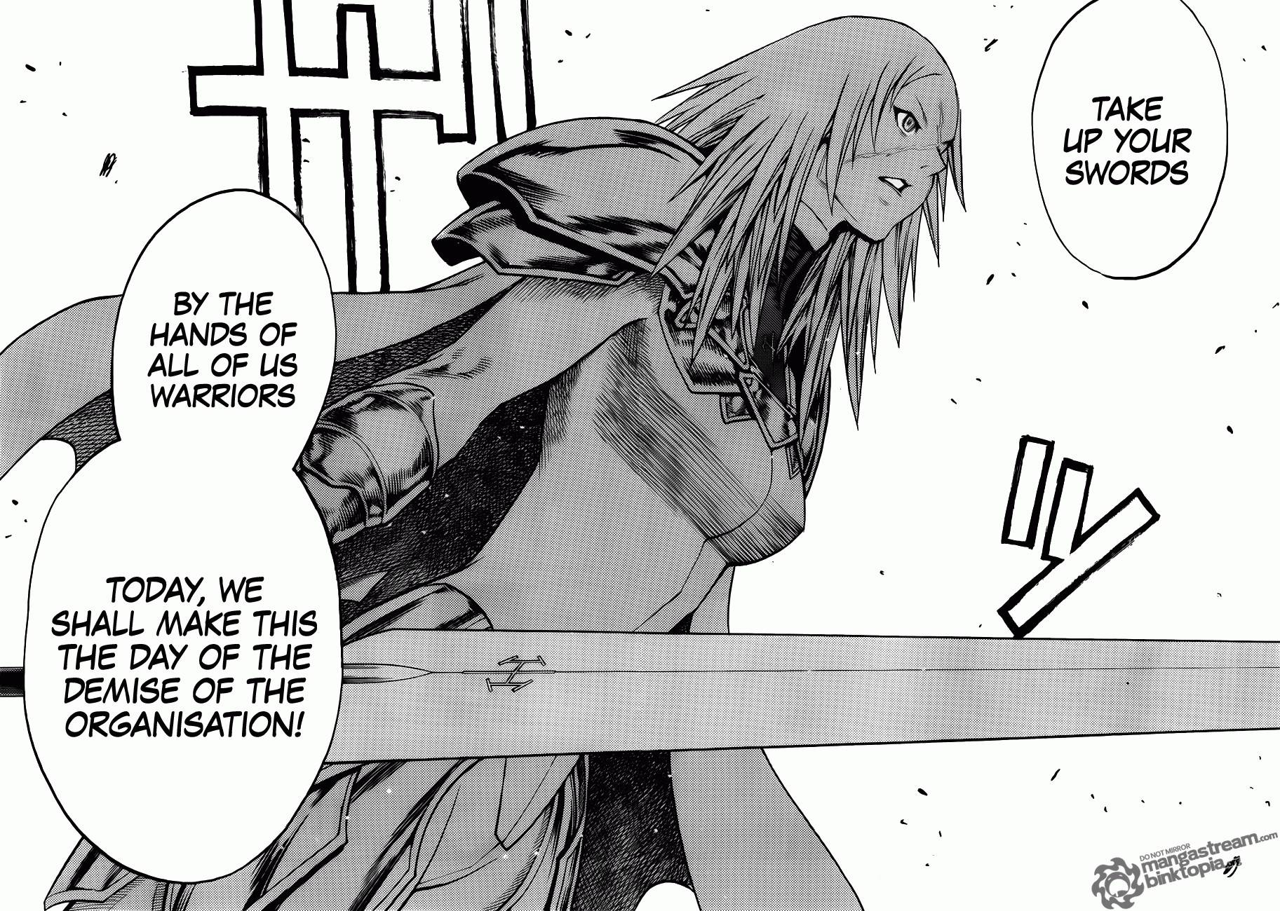 Claymore, Chapter 114 image 010