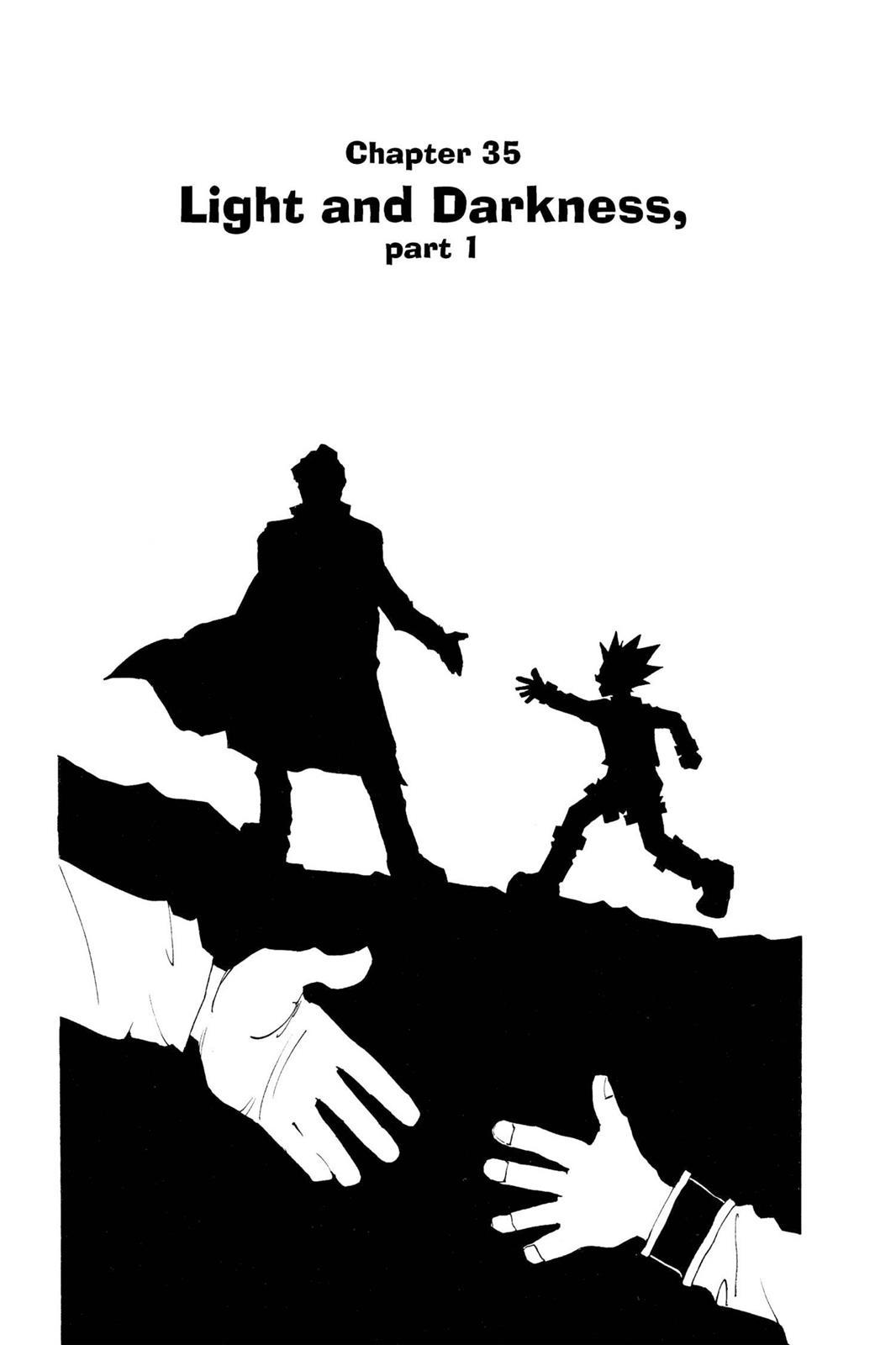 Hunter X Hunter, Chapter 35 image 001