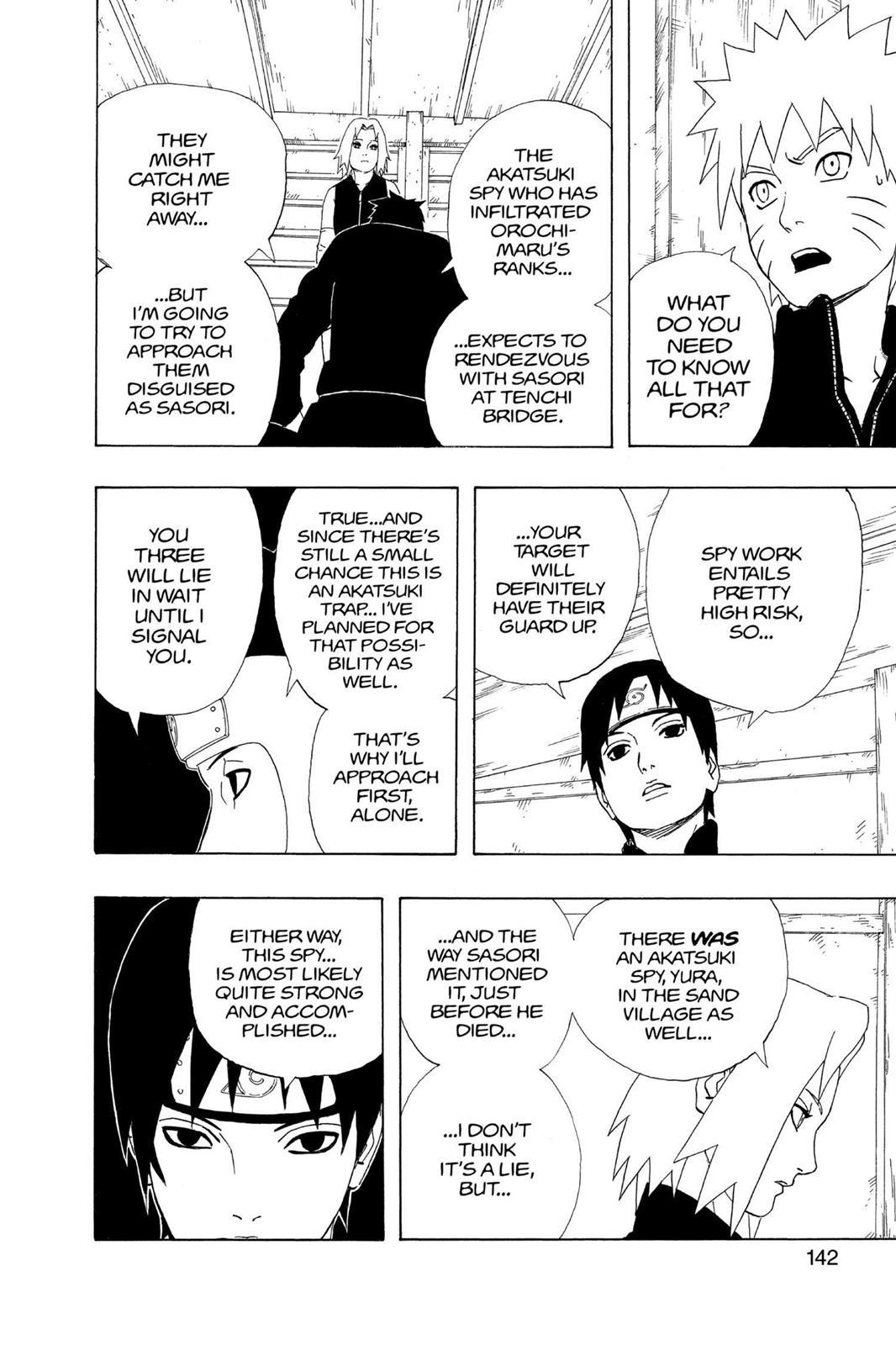 Naruto, Chapter 287 image 016