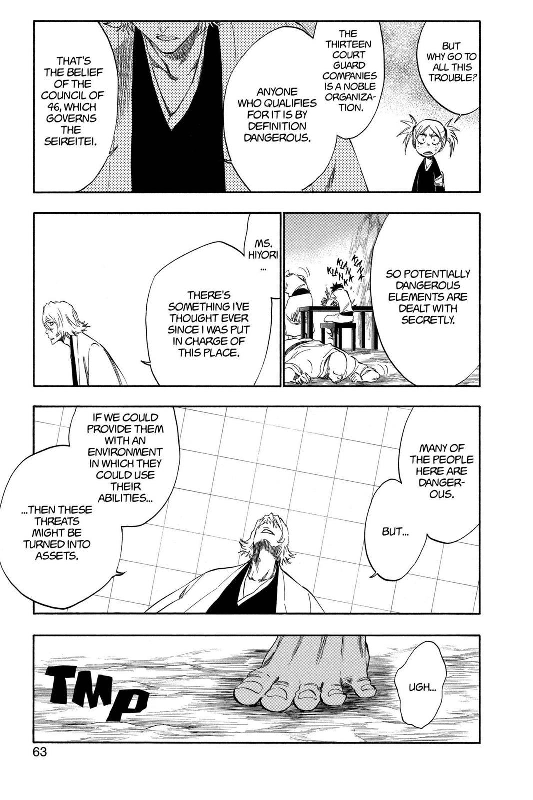 Bleach, Chapter 315.5 image 060