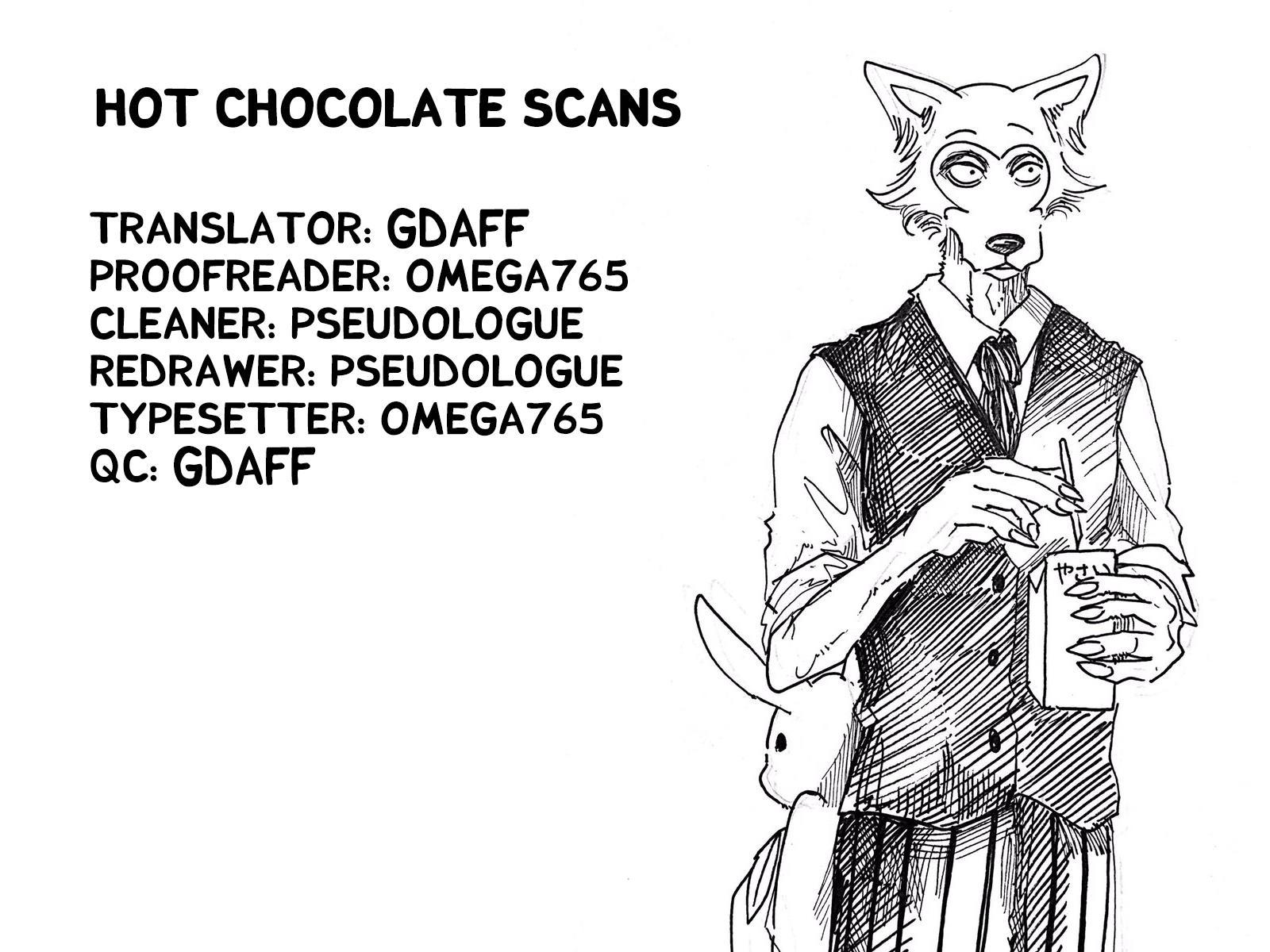 Beastars Manga, Chapter 125 image 020