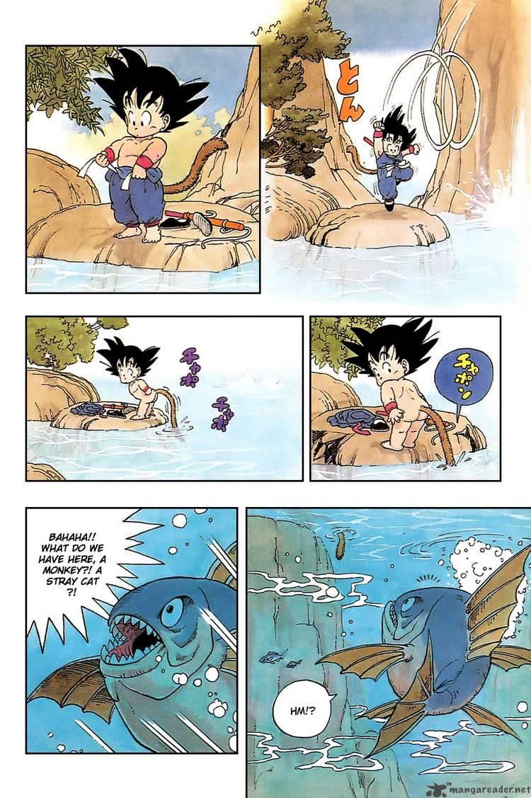 Dragon Ball, Chapter 1 image 012