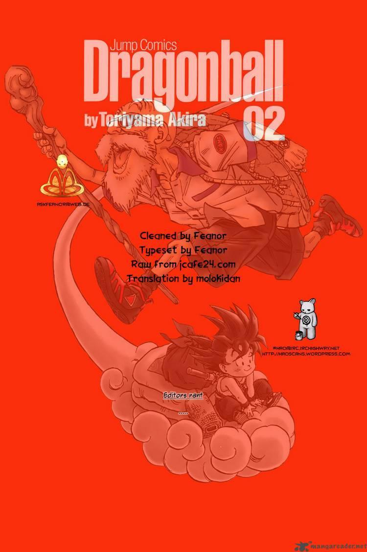 Dragon Ball, Chapter 28 image 015