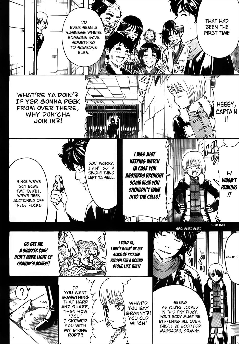 Gintama Chapter, 478 image 014