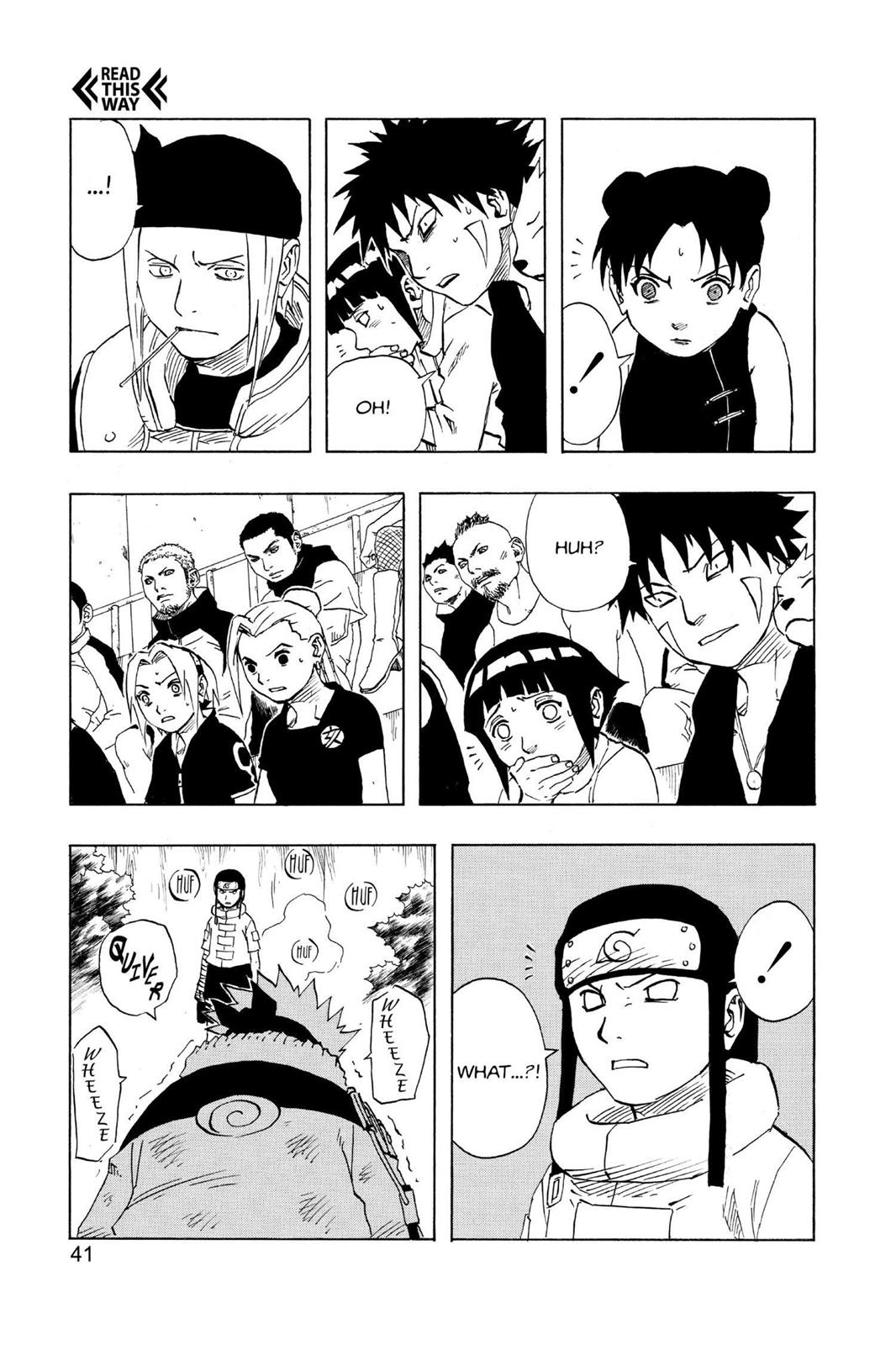 Naruto, Chapter 101 image 014