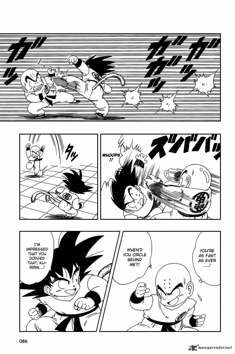 Dragon Ball, Chapter 125 image 011