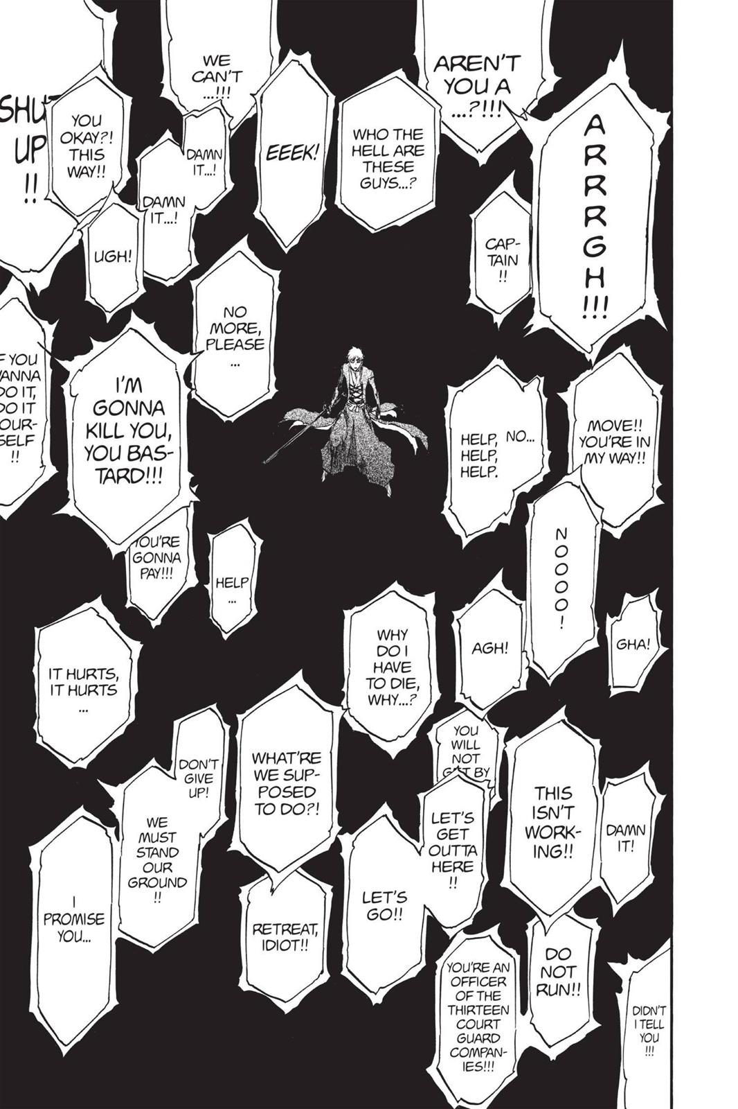 Bleach, Chapter 500 image 019