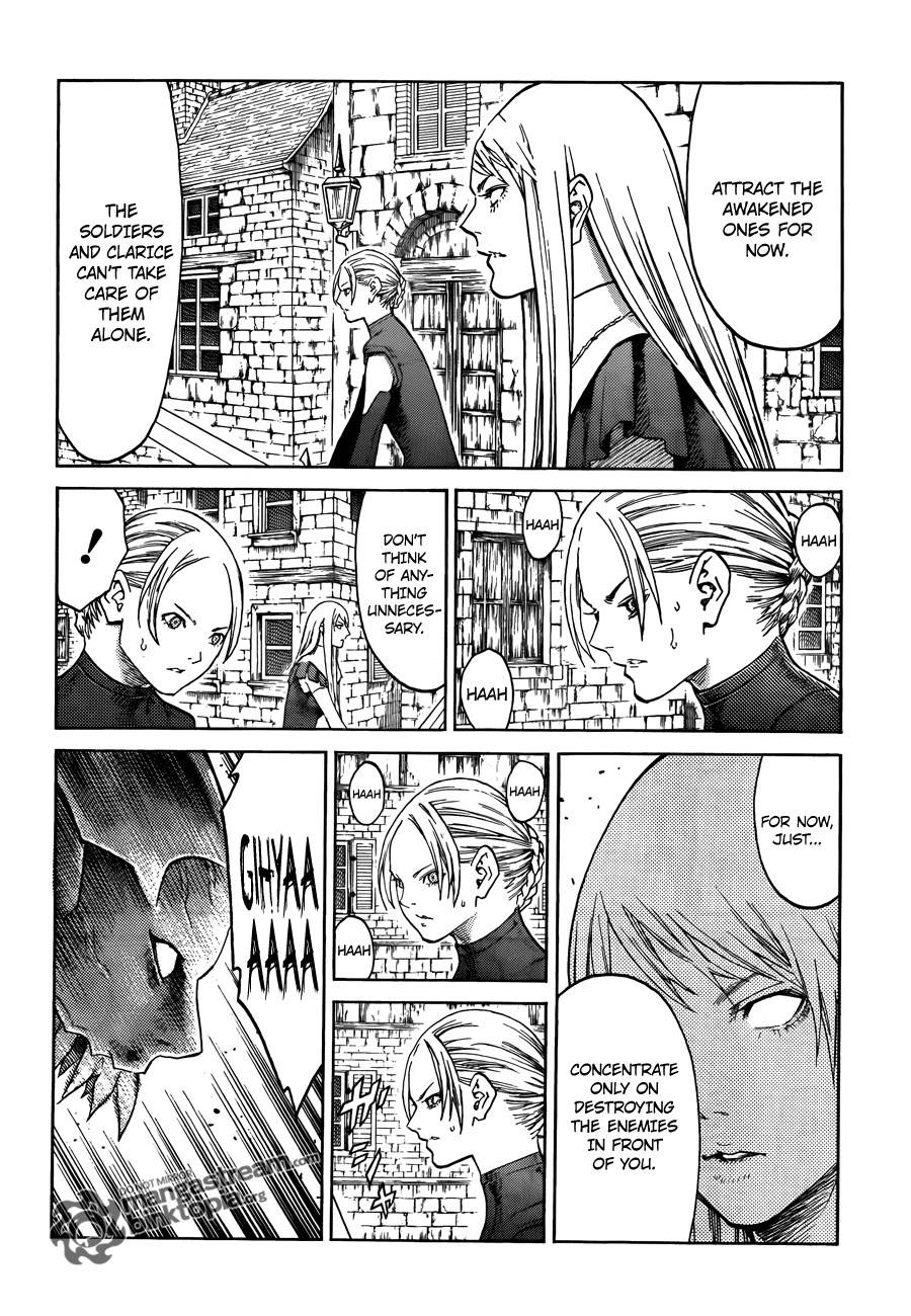 Claymore, Chapter 108 image 010