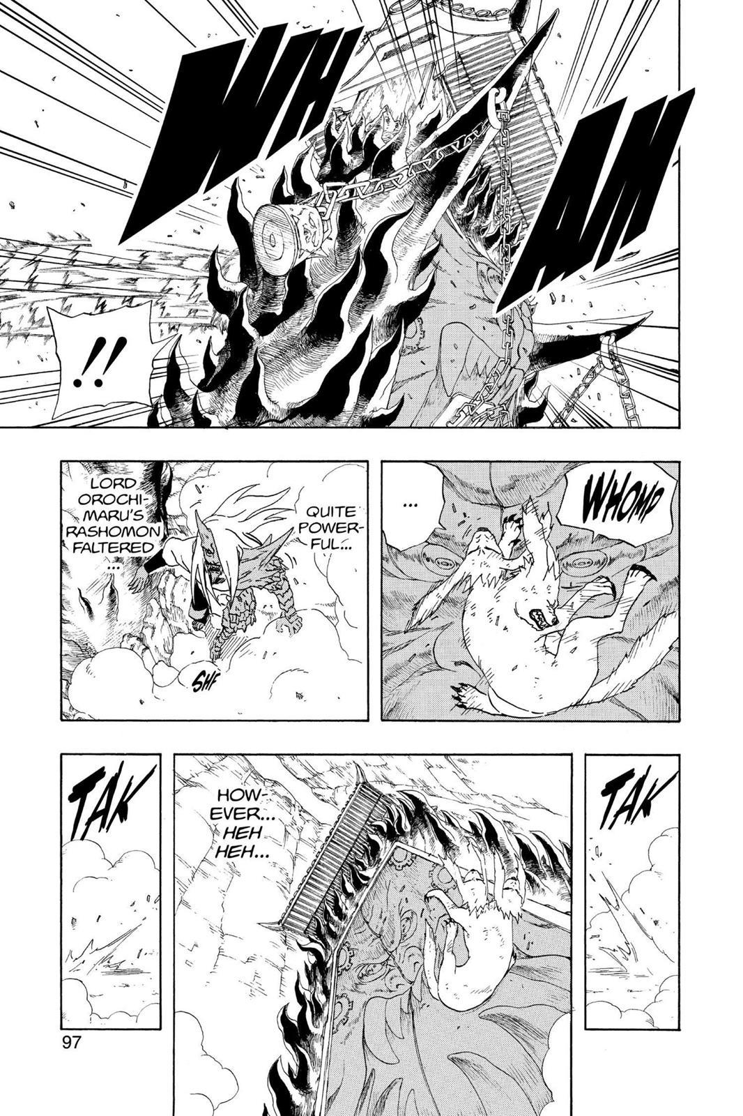 Naruto, Chapter 204 image 010