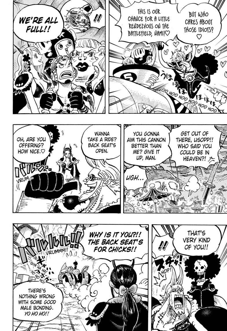 One Piece, Chapter 979 image 008