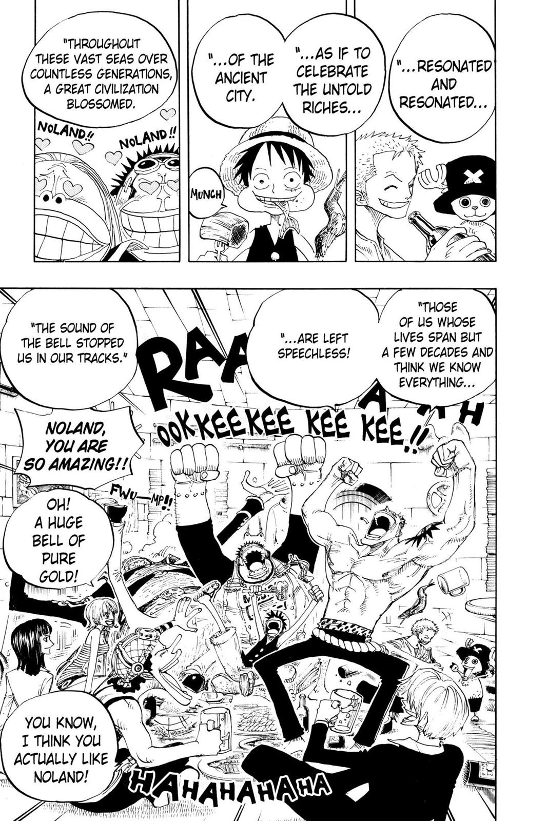 One Piece, Chapter 230 image 003