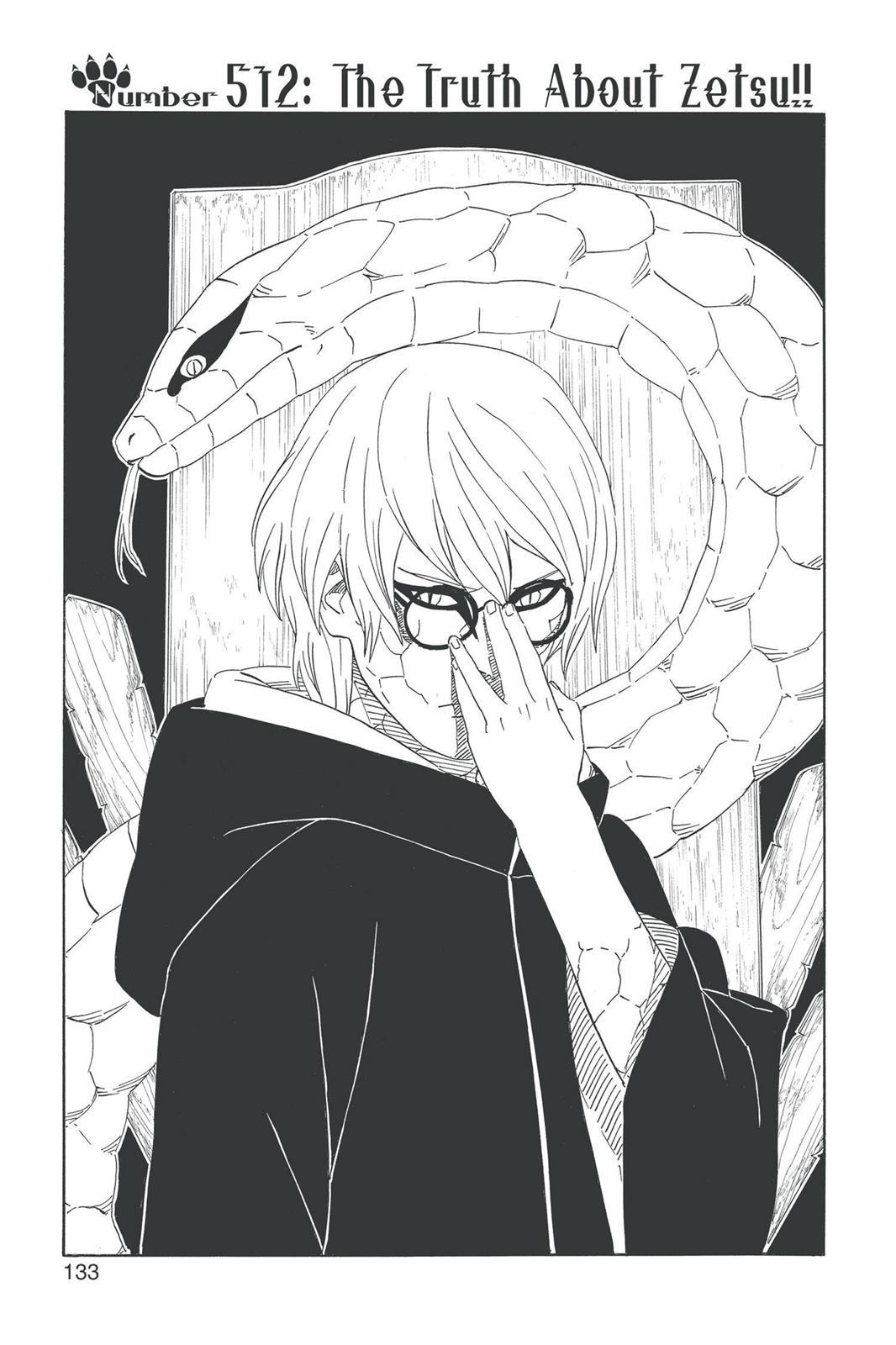 Naruto, Chapter 512 image 001