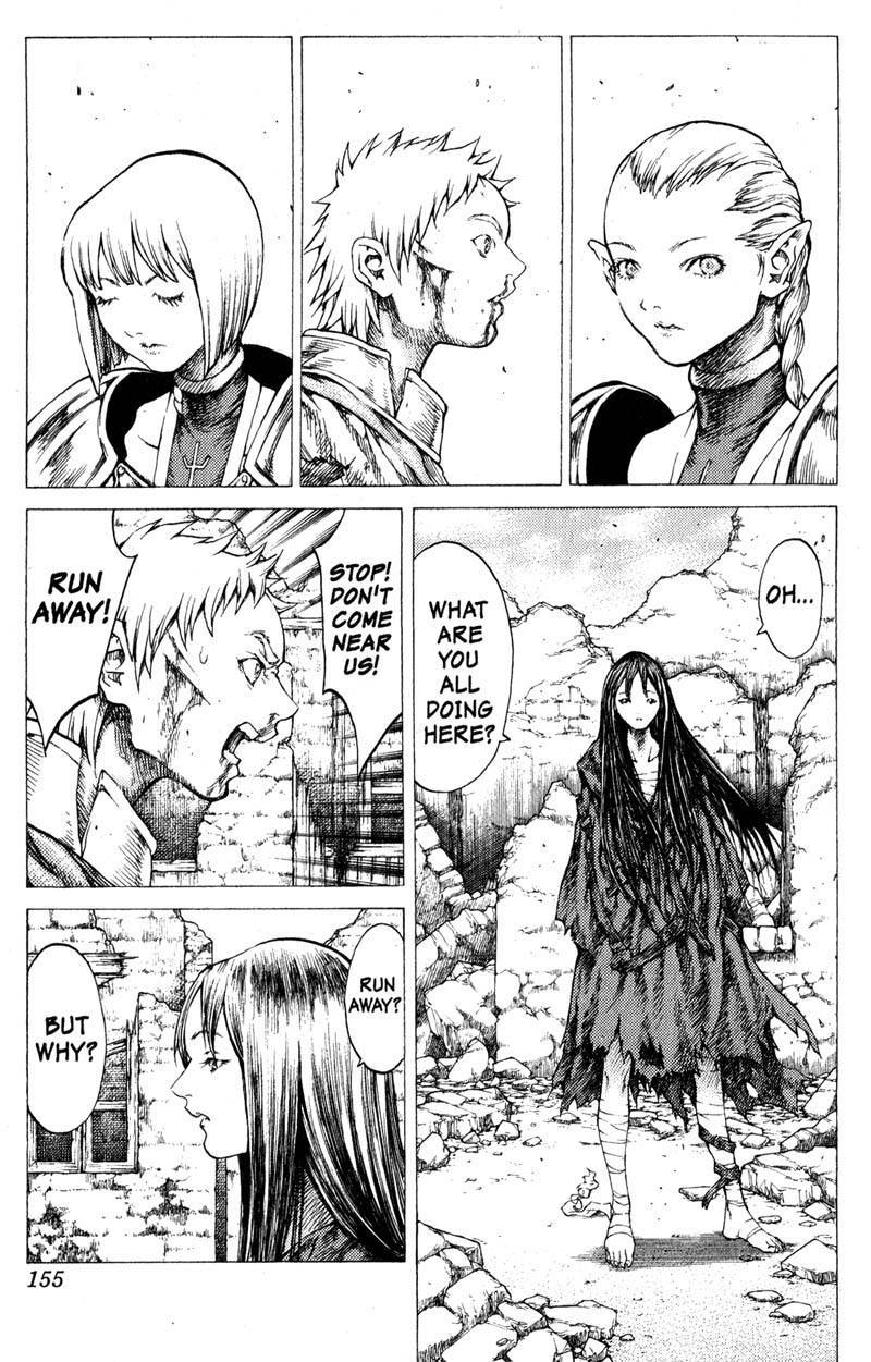 Claymore, Chapter 32 image 021