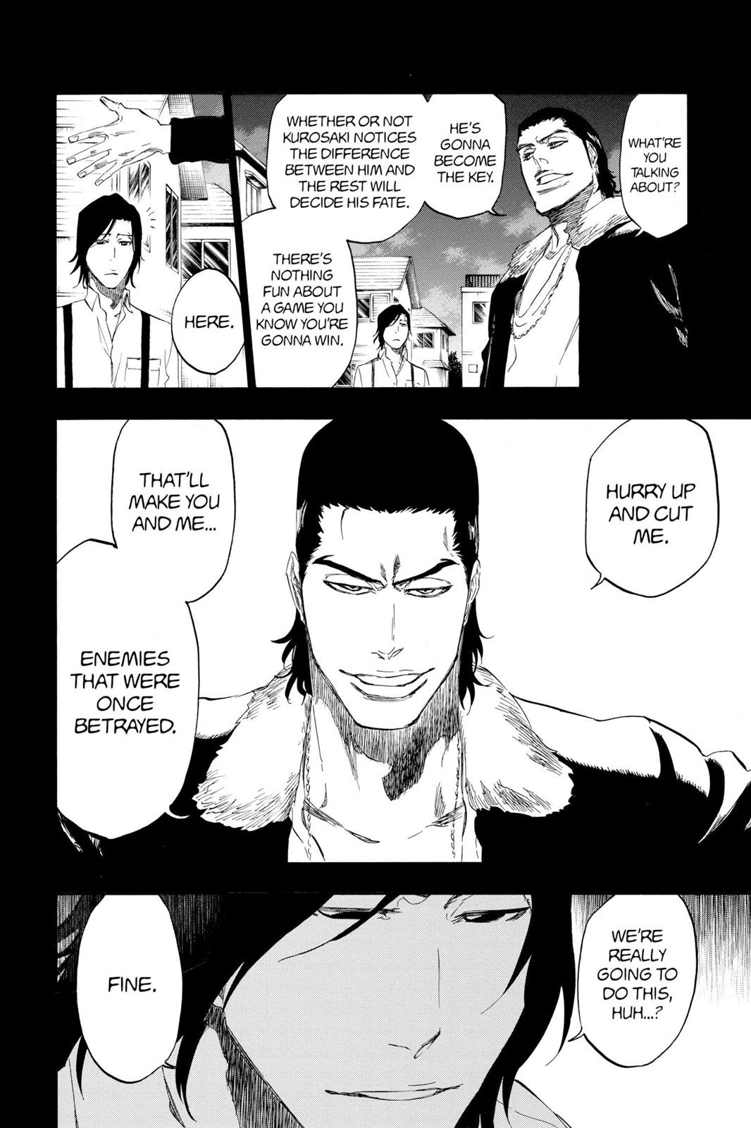 Bleach, Chapter 459 image 004