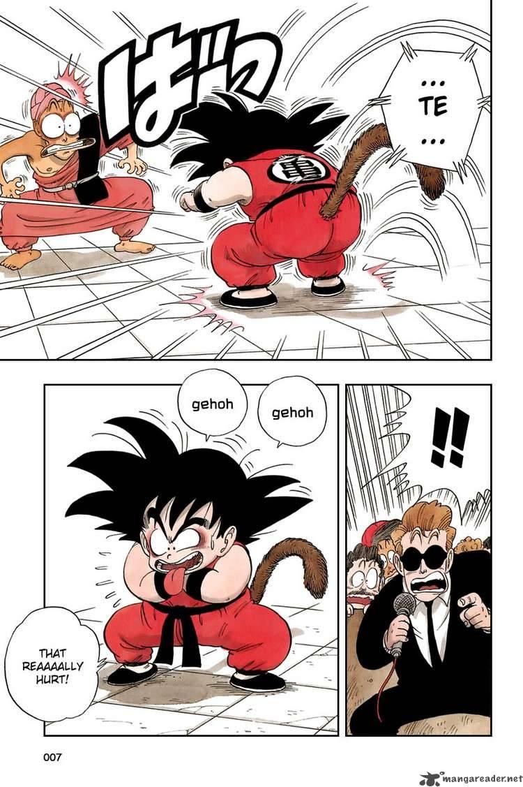 Dragon Ball, Chapter 45 image 009