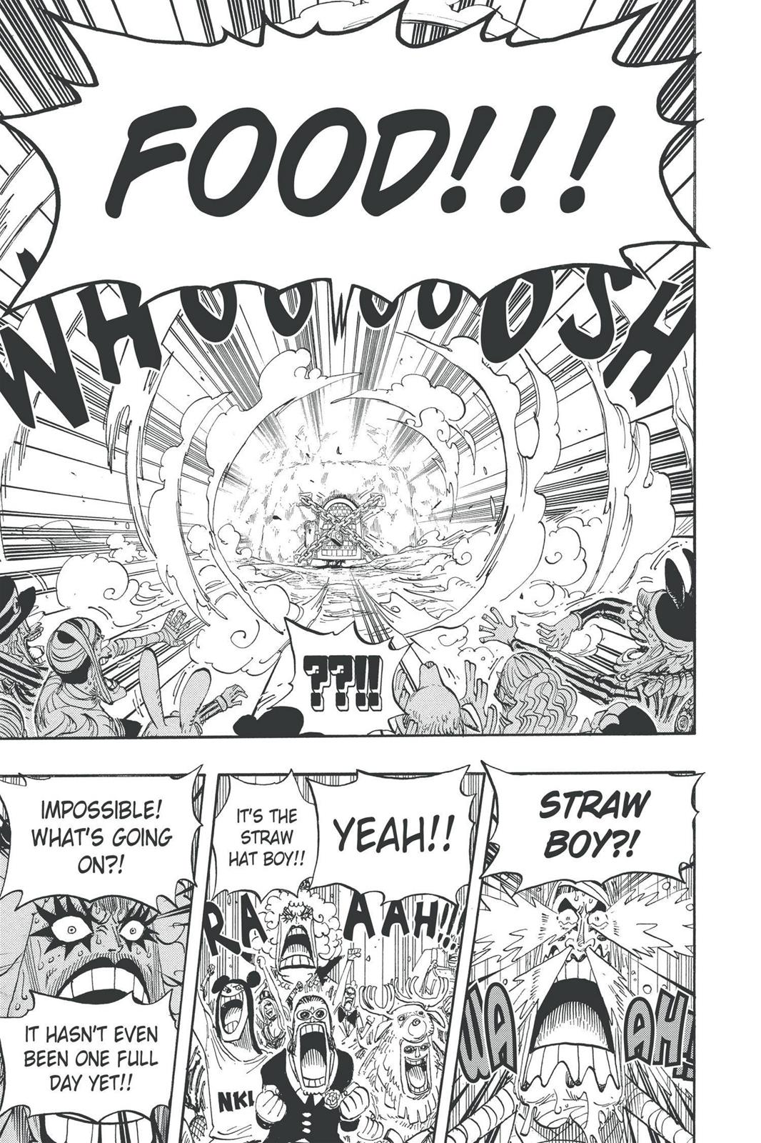 One Piece, Chapter 538 image 019
