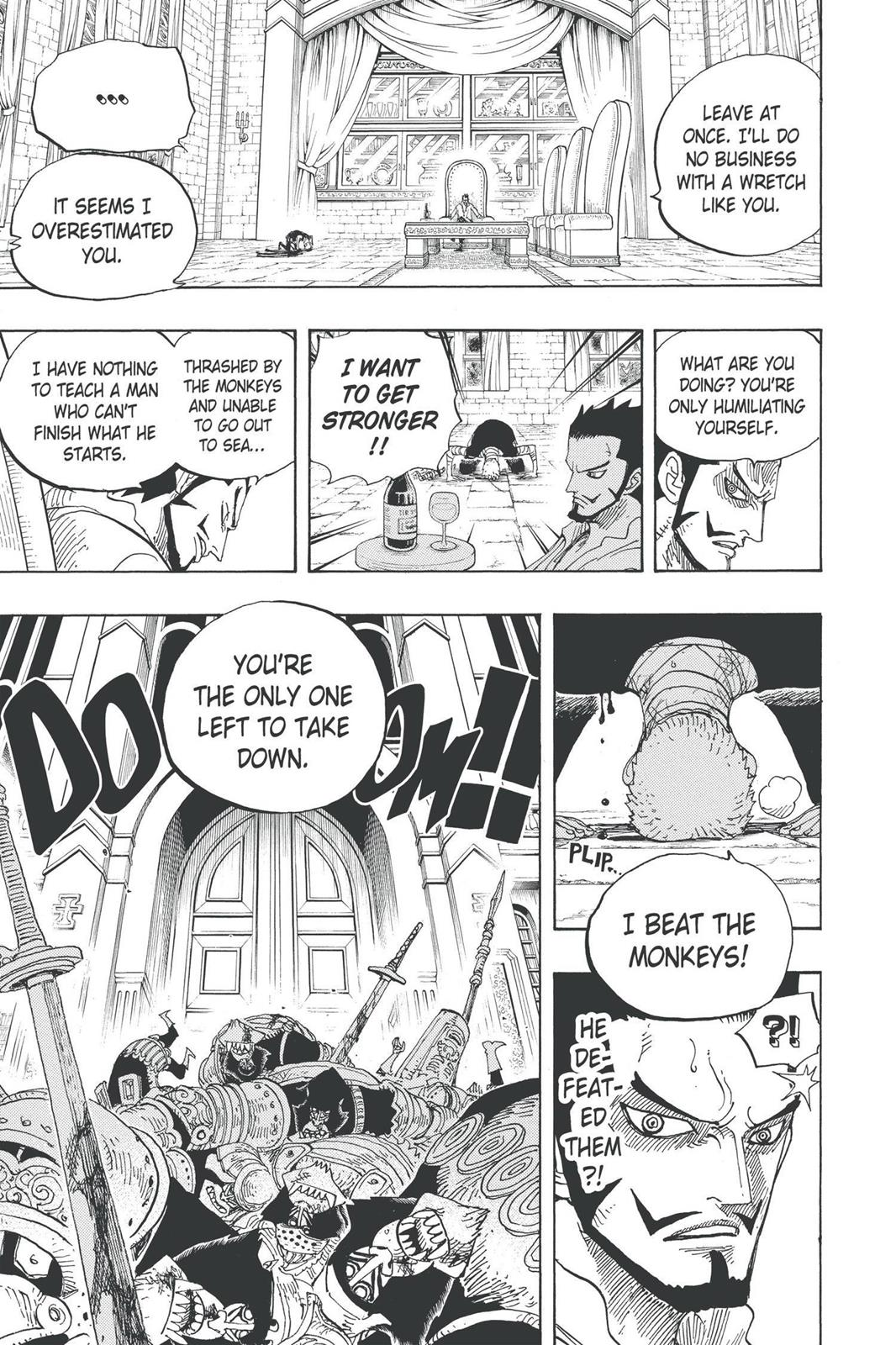 One Piece, Chapter 597 image 003
