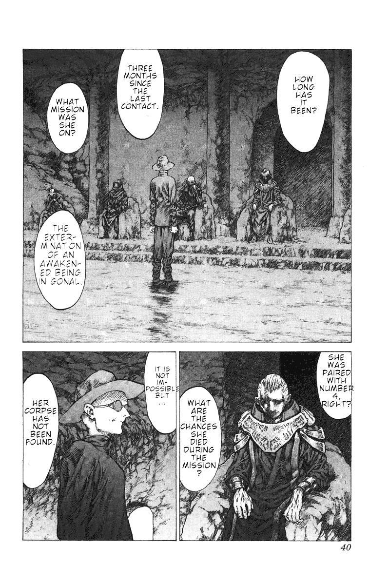 Claymore, Chapter 41 image 003
