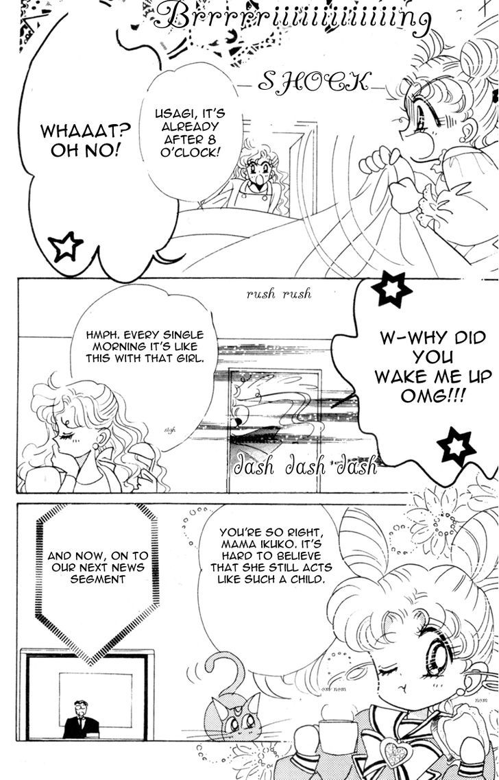 Sailor Moon, Cahpter 27 image 014