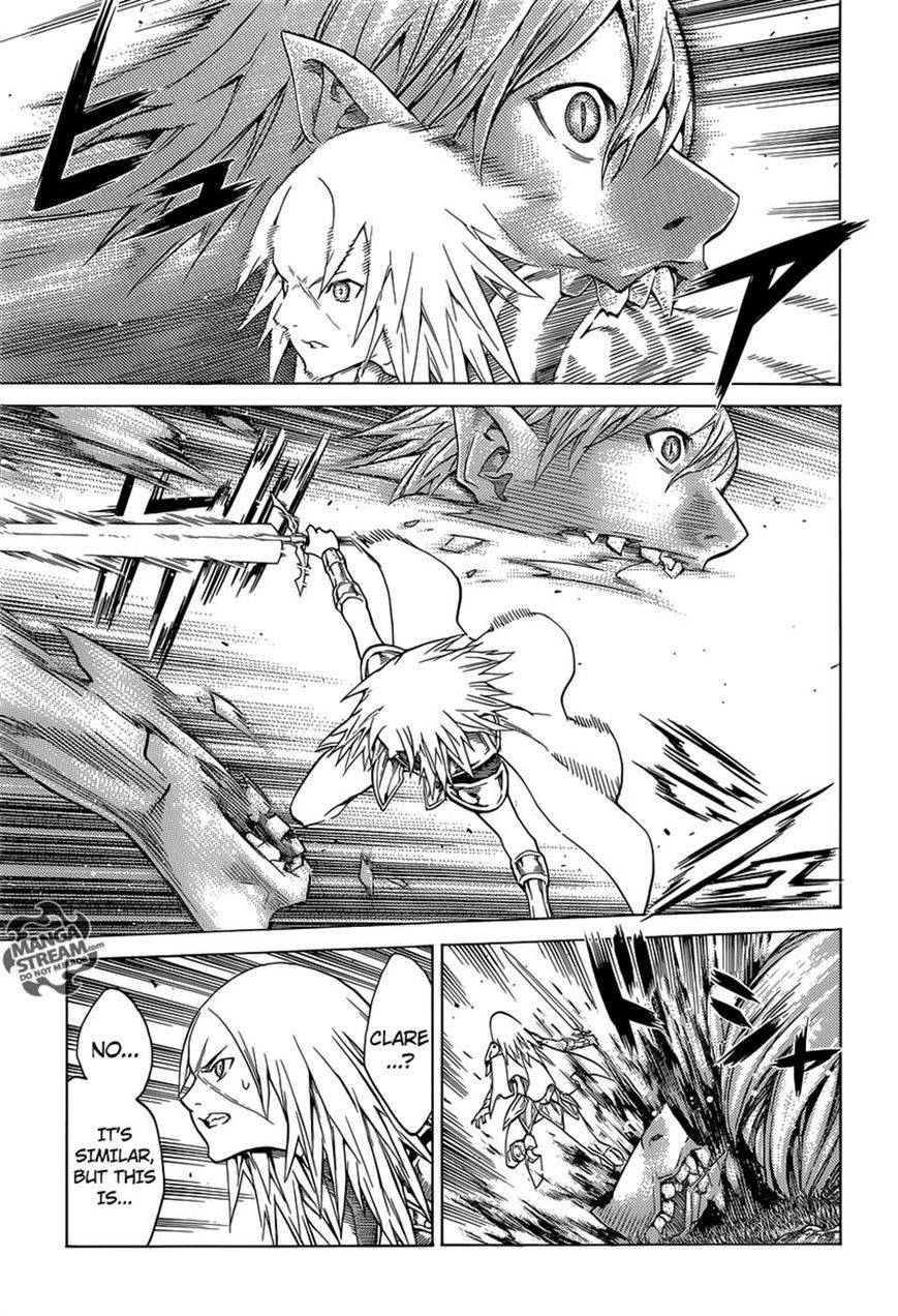 Claymore, Chapter 150 image 003