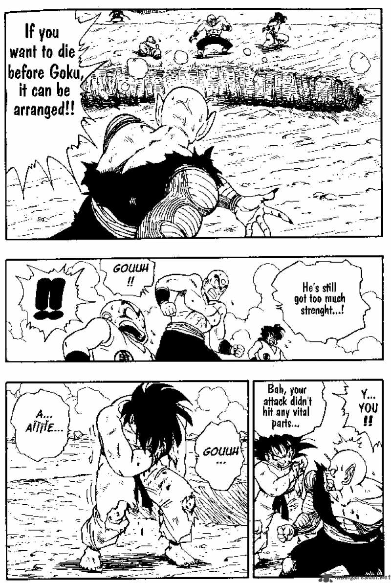 Dragon Ball, Chapter 192 image 006