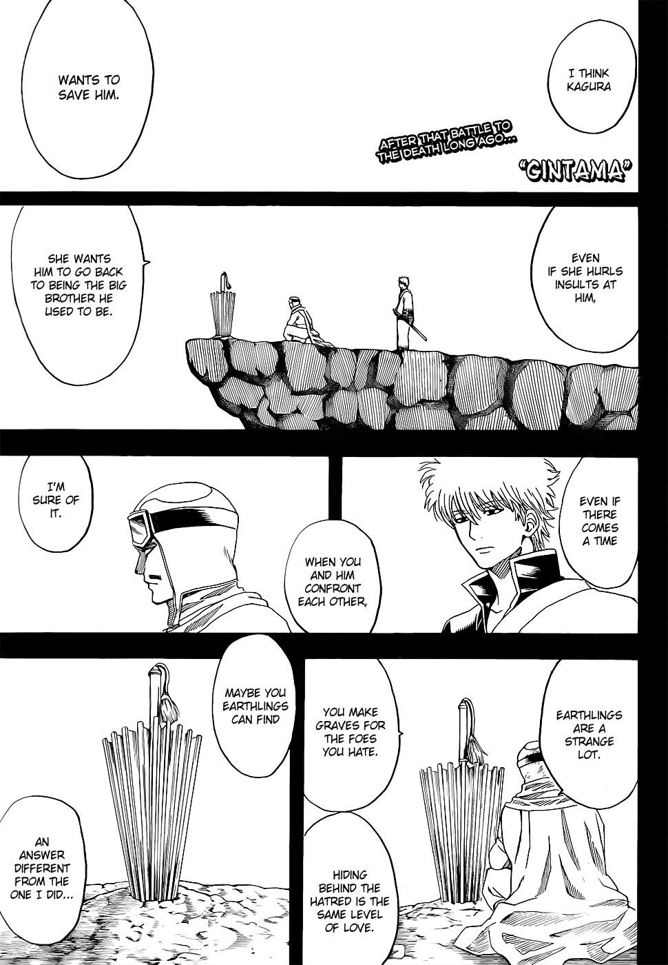 Gintama Chapter, 585 image 001