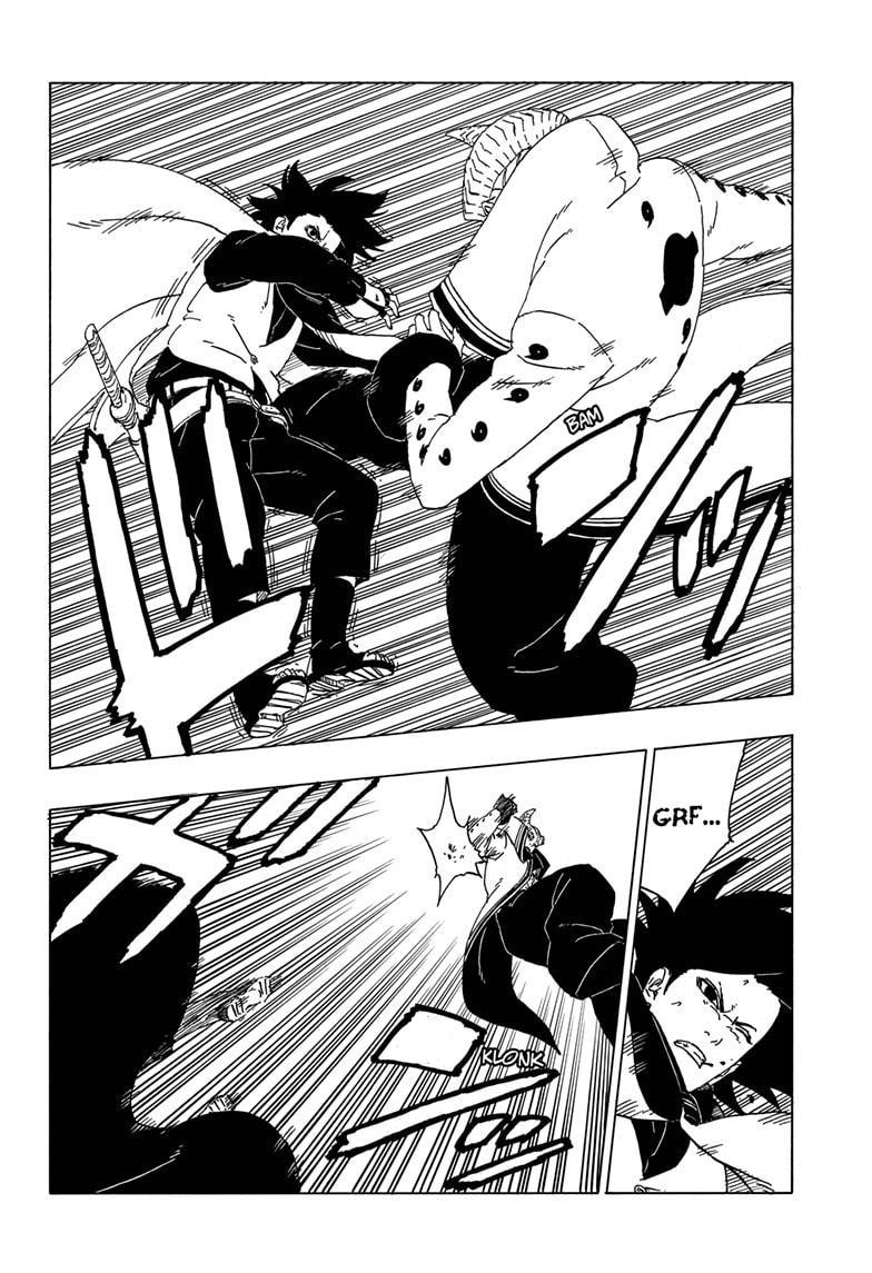 Boruto Manga, Chapter 50 image 008