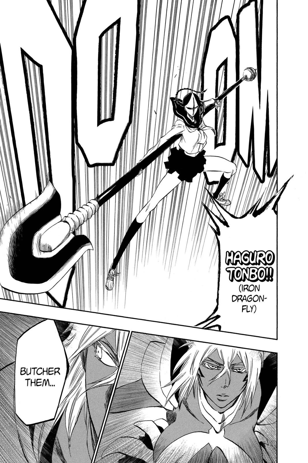 Bleach, Chapter 375 image 013
