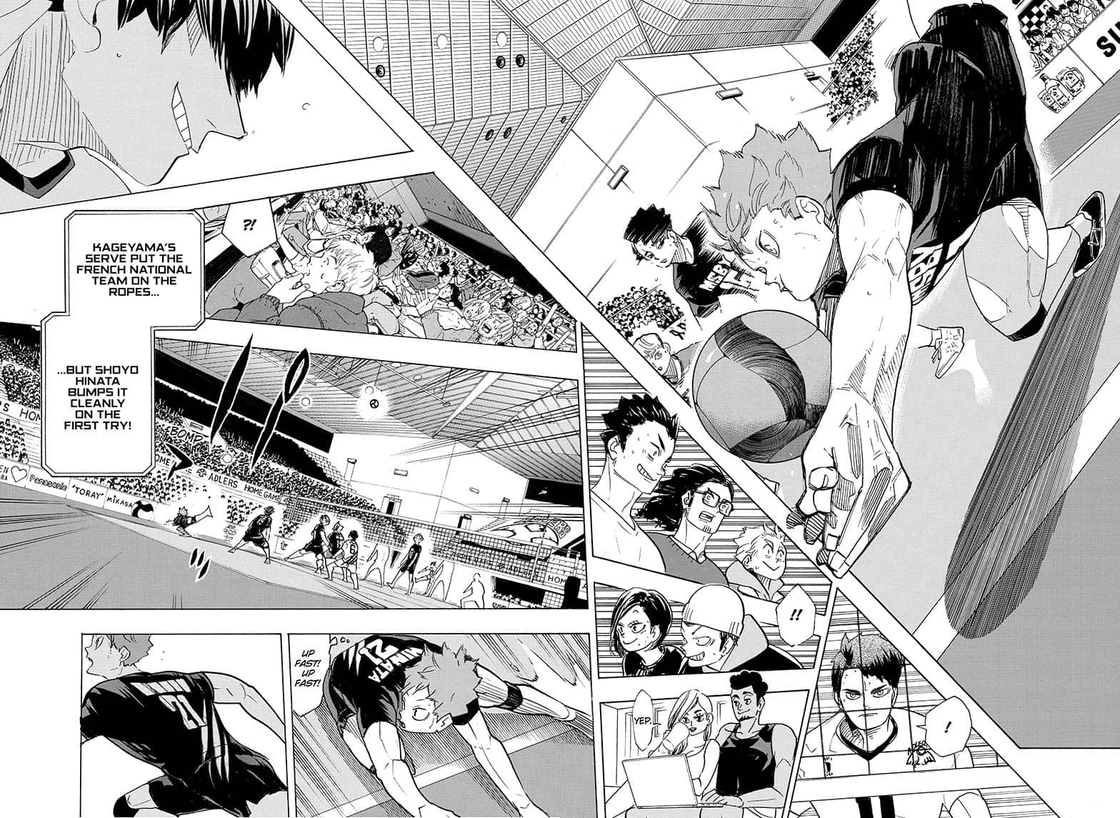 Chapter 380 image 009