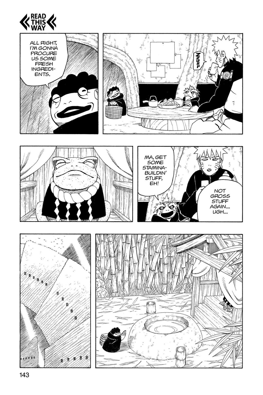 Naruto, Chapter 420 image 009