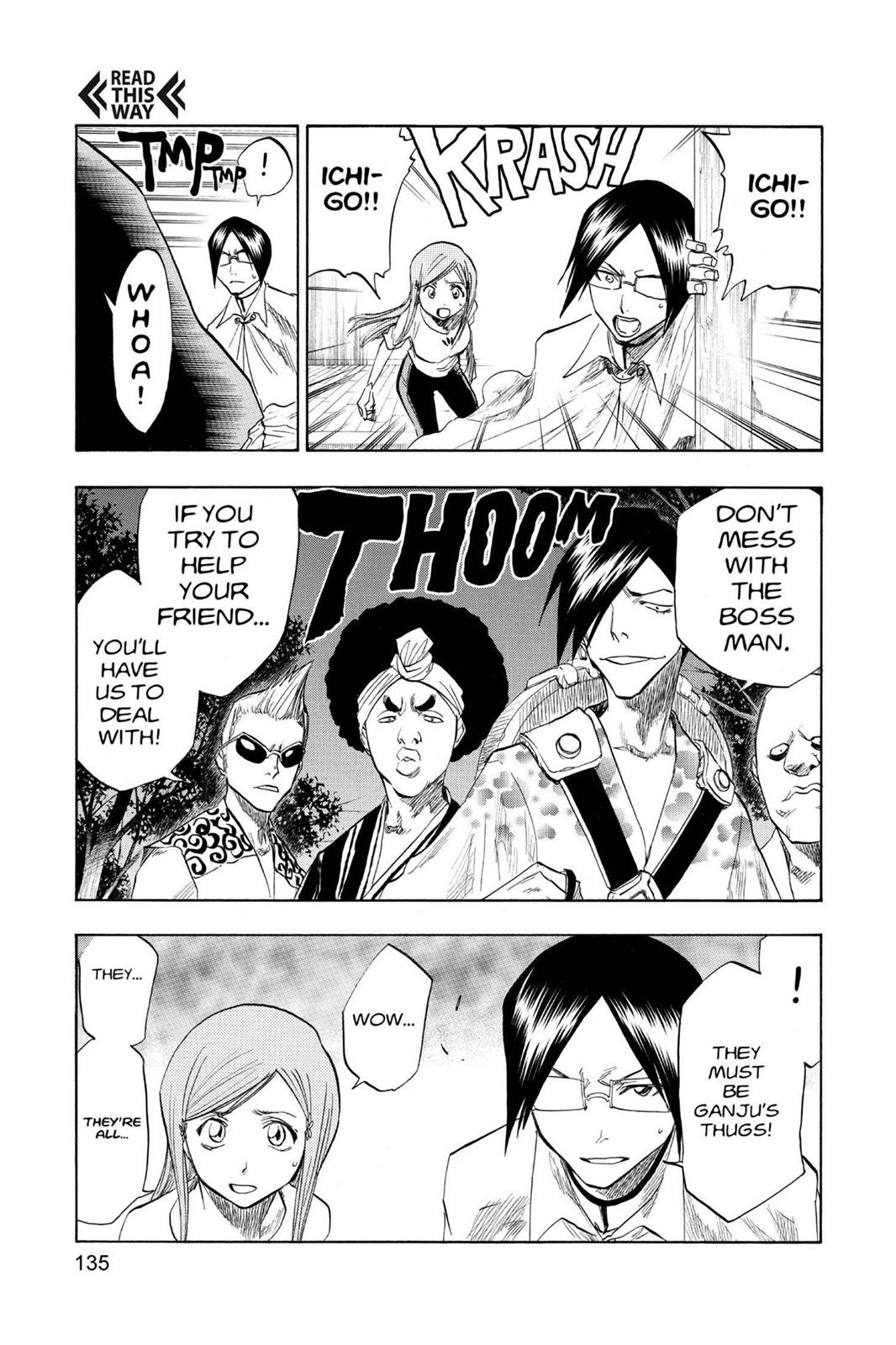 Bleach, Chapter 77 image 007