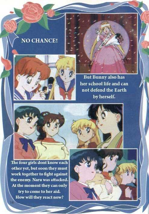 Sailor Moon, Cahpter 7 image 017