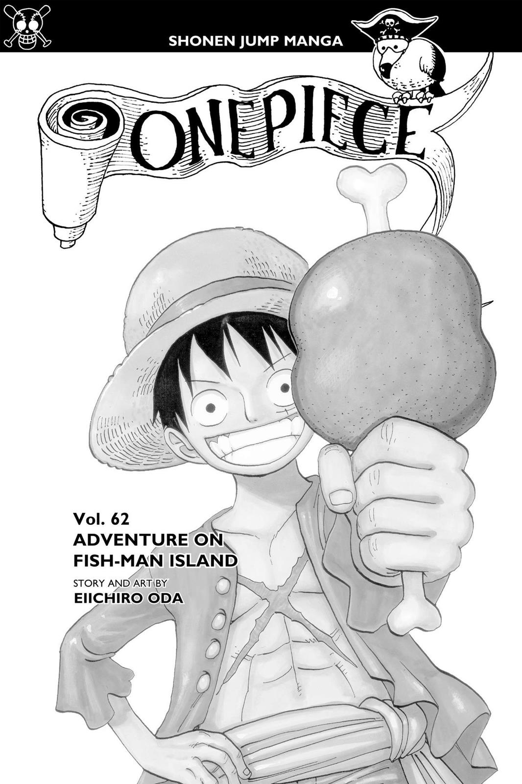 One Piece, Chapter 604 image 004