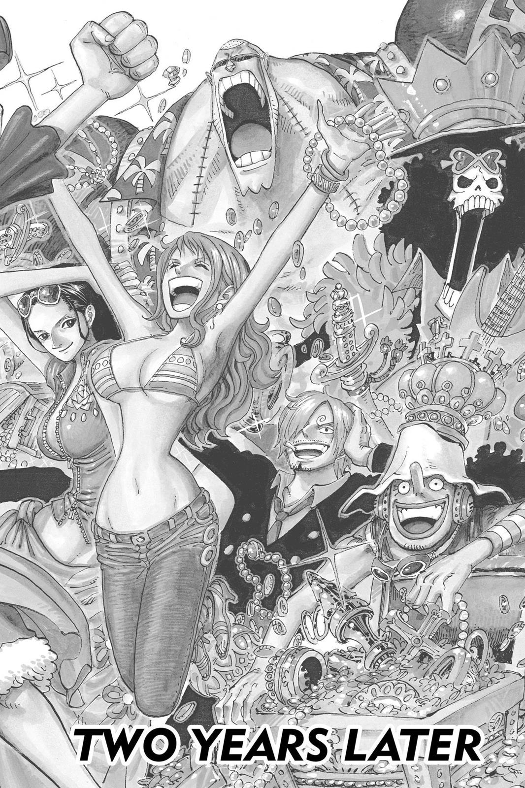 One Piece, Chapter 598 image 004