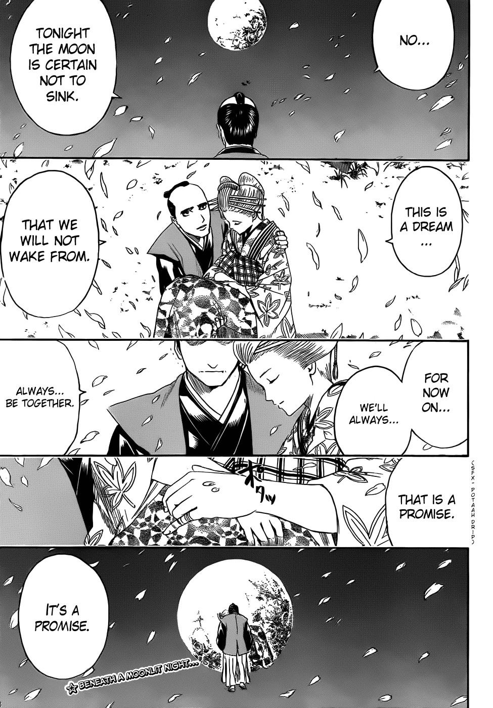 Gintama Chapter, 399 image 019