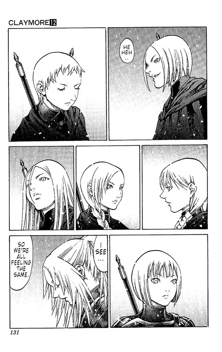 Claymore, Chapter 67 image 027