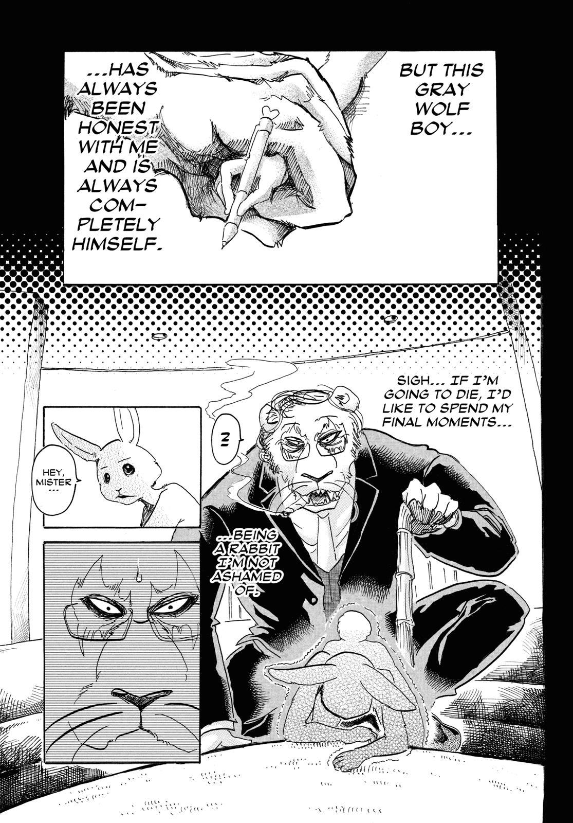Beastars Manga, Chapter 38 image 014