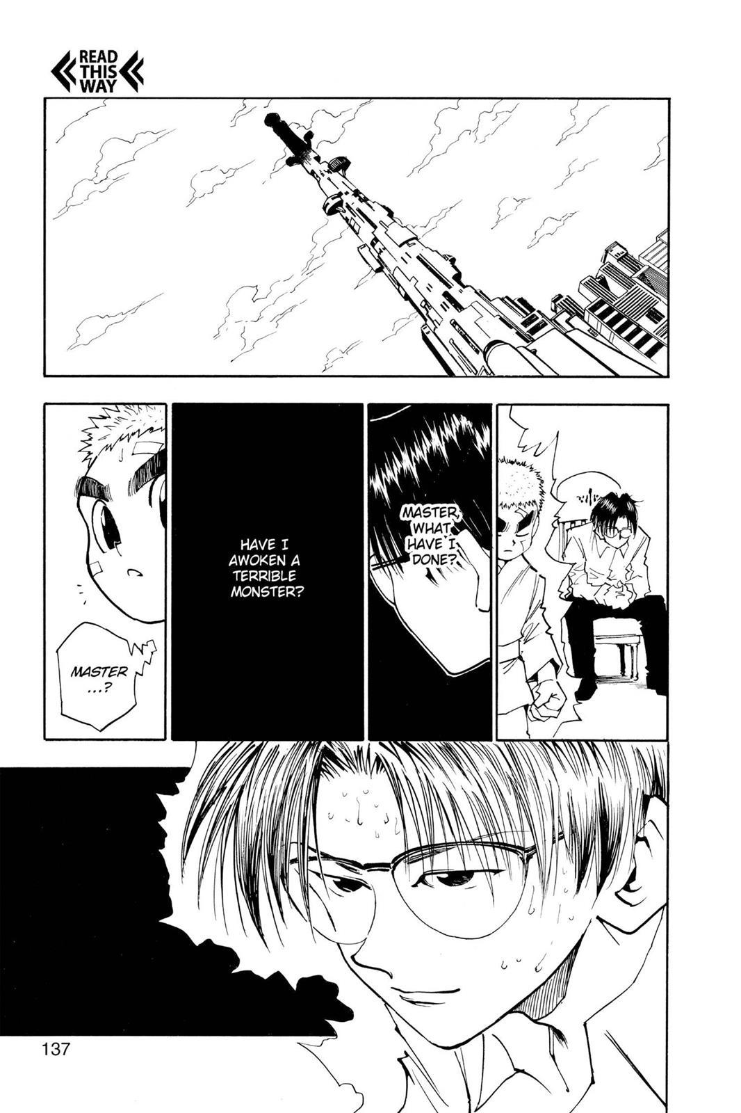 Hunter X Hunter, Chapter 51 image 019