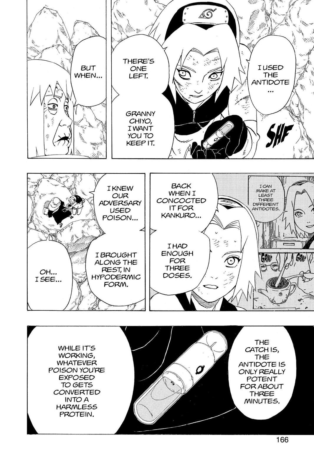 Naruto, Chapter 270 image 018