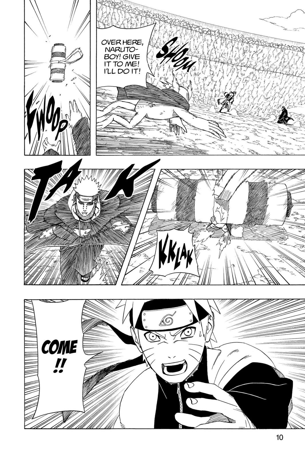 Naruto, Chapter 433 image 011