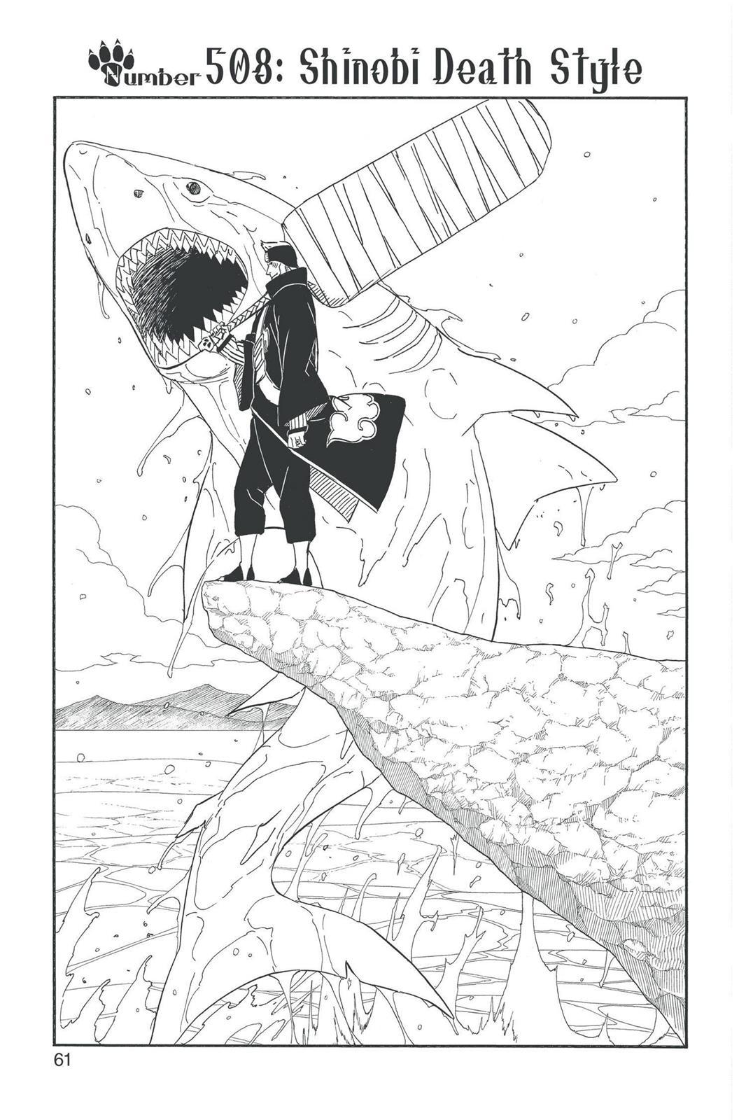 Naruto, Chapter 508 image 001