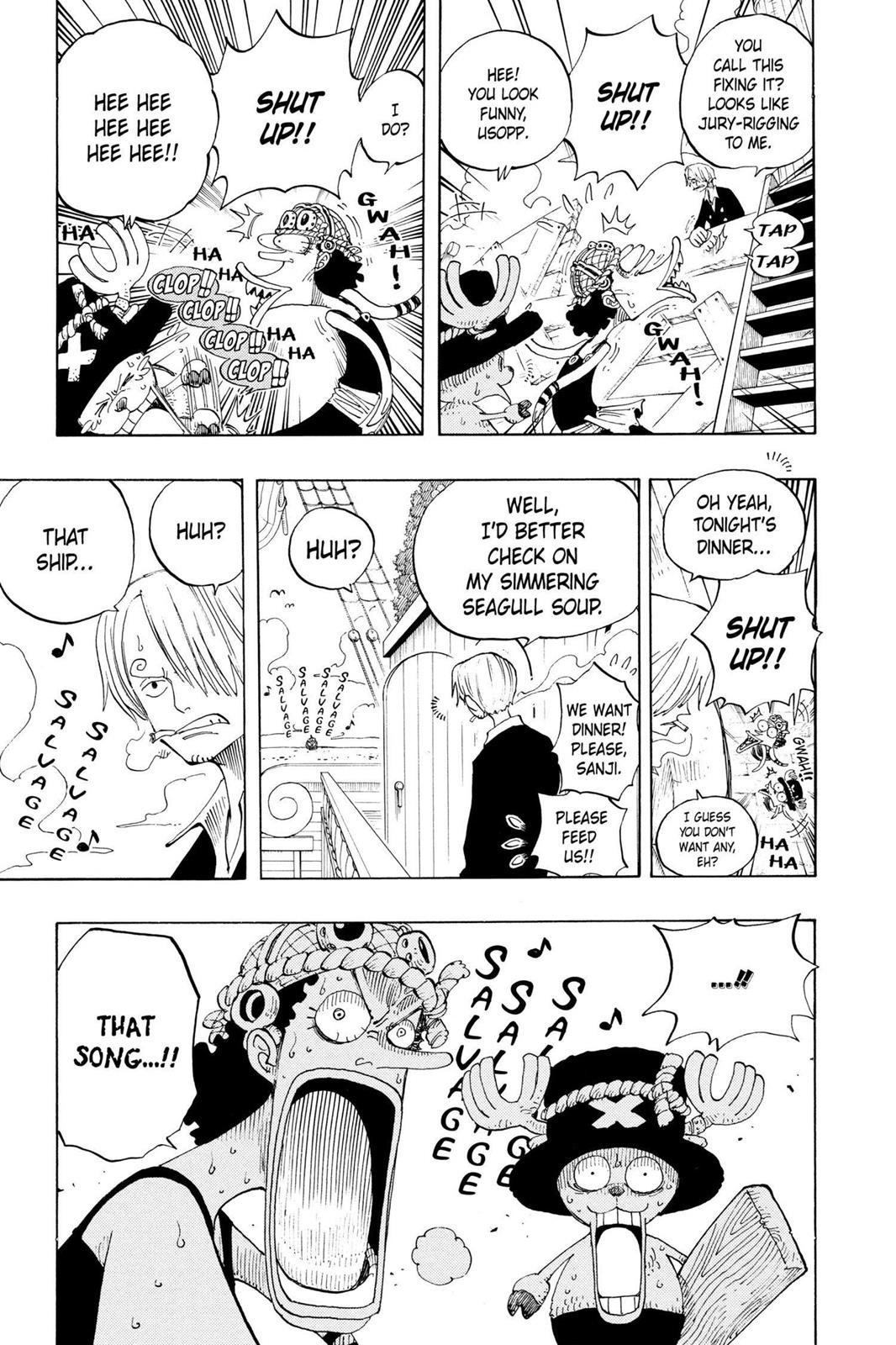 One Piece, Chapter 225 image 019