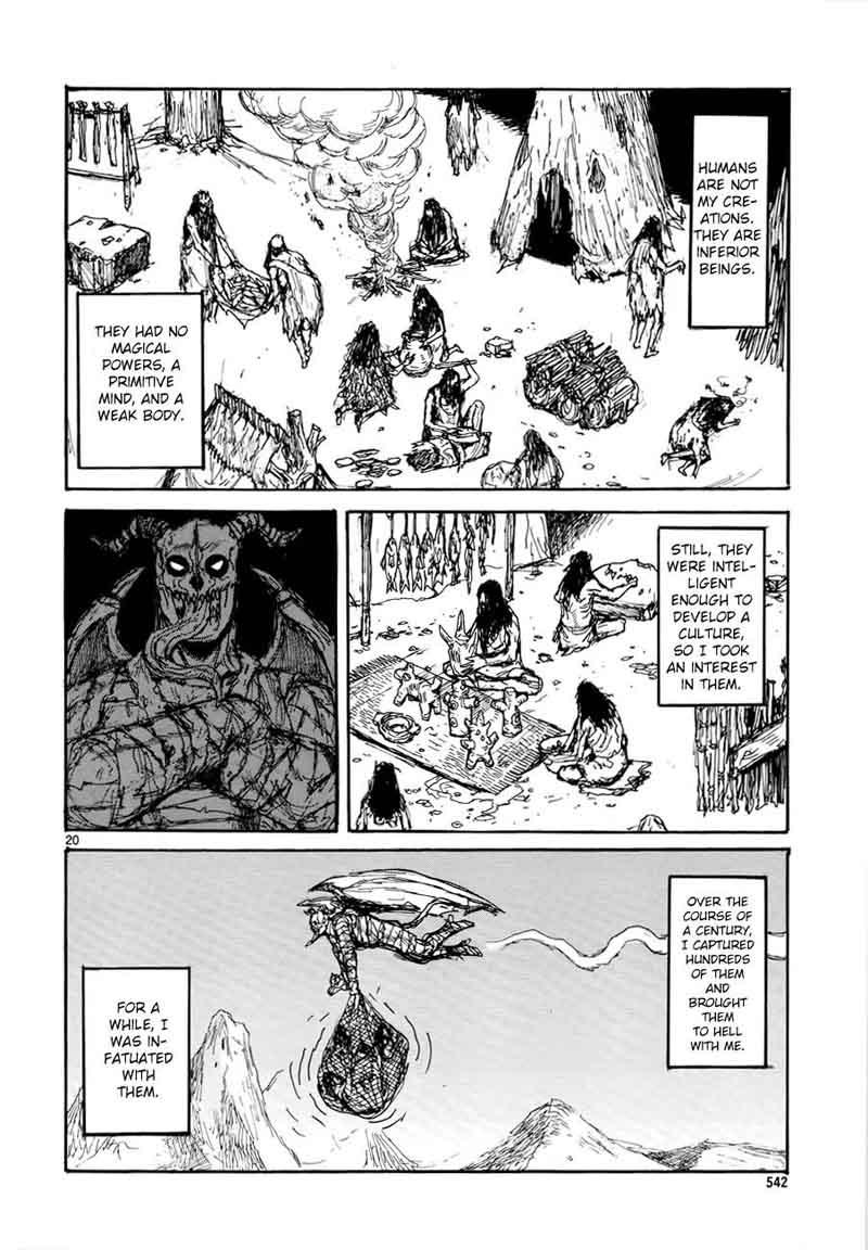 Dorohedoro, Chapter 135 image 021