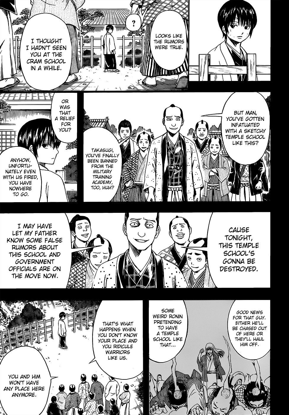 Gintama Chapter, 518 image 007